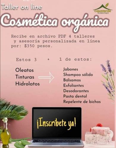 4 talleres de cosmética orgánica pdf