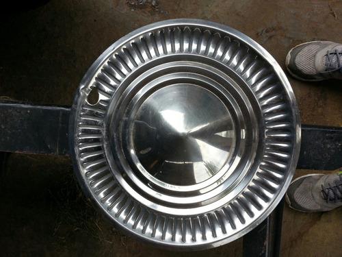 4 tazas ford falcon 13. impecables (precio por las 4)
