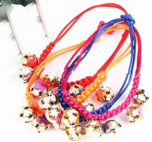 4 tejido collar animal domestico campana color entrega