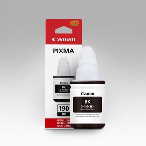 4 tintas canon gi-190 original g1100 g2100 g3100 g4100 civa
