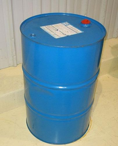 4 toneles  de lamina sellado 200 litros