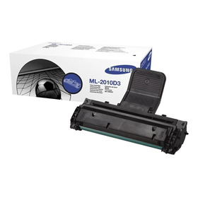 4 Toners Samsung Ml-2010d3 - Original