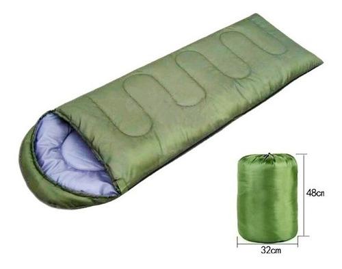 4 unidad saco de dormir color camping gorro playa rojo verde