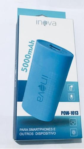 4 unidades power bank:  pow-1013 inova