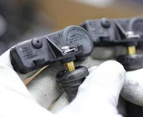 4 unidades válvula sensor presion neumaticos