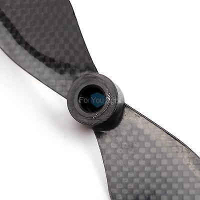 4 uno mismo - cerradura de fibra de carbono 9450 hélice prop