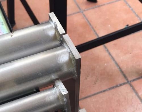 4 varillas para soldar aluminio sin máquina envio incluido