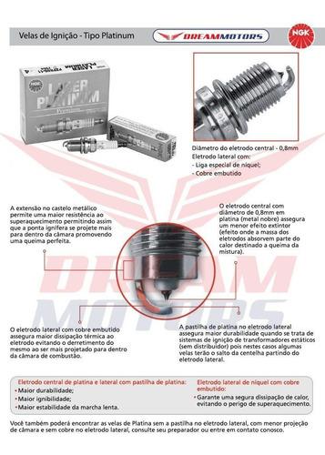 4 velas ngk laser iridium cr9eia-9 z1000 zx10r zx14r ninja