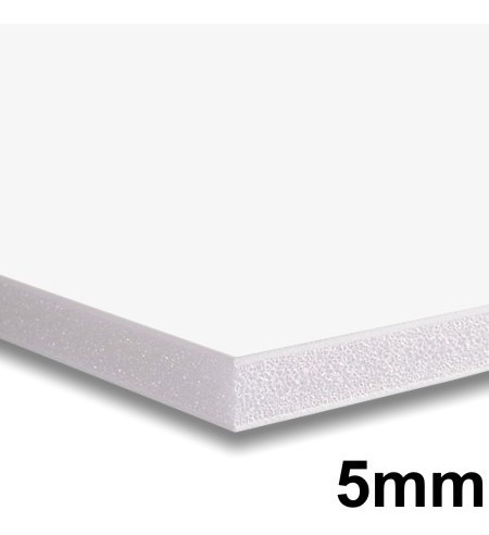 4 x 35x50 placa foam board preta 5mm contracole spuma paper