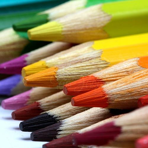 4 x lapis 12 cores ecolapis aquarelavel faber castell
