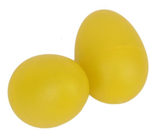 4 x maraca de hu de plástico percusión agitadores para