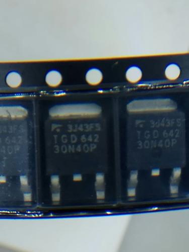 4 x transistor tgd30n40p - tgd 30n40 p-30n40p,original to252