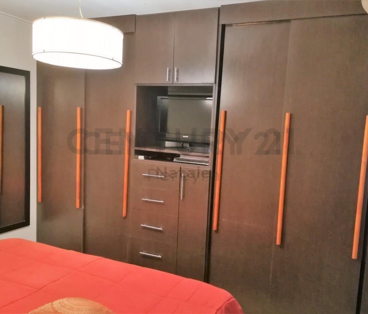 4 y 527. ph interno en venta de dos dormitorios con patio