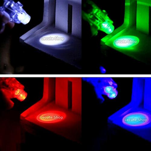 40 anillos luminosos luz led varios colores neon fiesta