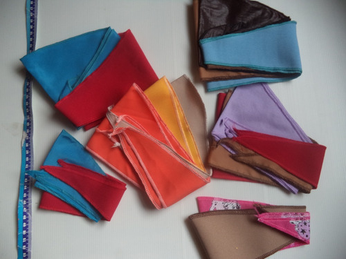 40 bandanas artesanais tam p m g - para petshop