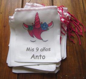 5445d0f96 Bolsas Para Golosinas Unicornio - Souvenirs para Cumpleaños Infantiles en  Mercado Libre Argentina