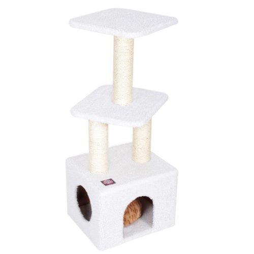 40 \bungalow cat furniture tree condo casa scratcher pet mu