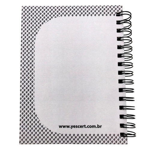 2f9313cda 40 Cadernos Capa Dura Personalizados 17