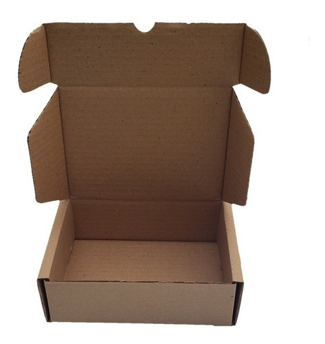 40 cajas de cartón  troquelada  mercadoenvios nuevo diseño
