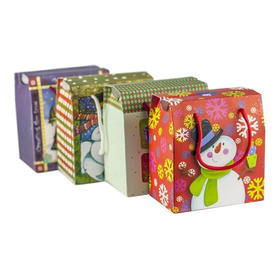 40 Cajas Regalo Navidad Perfume, Tazones, Shoperos / Runn