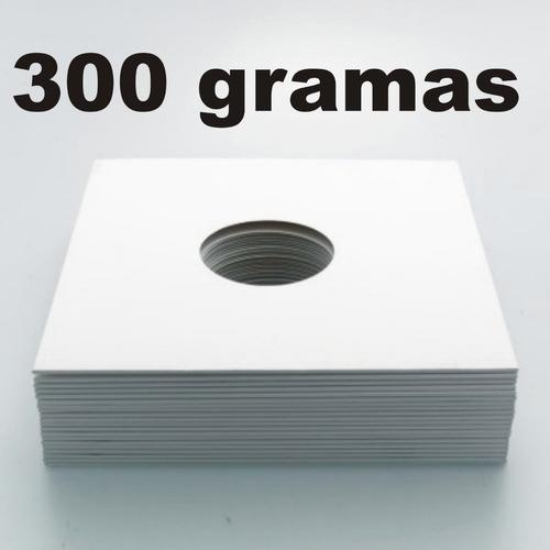 40 capas disco vinil 12' + envelope papel + e externo