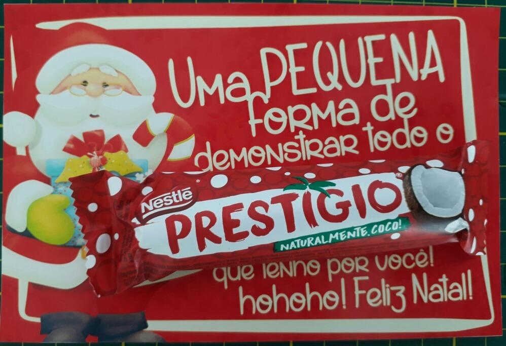 40 Cartões De Natal Com Prestígio R 10800 Em Mercado Livre