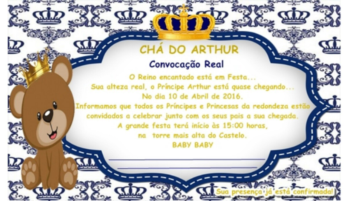 40 Convite Envelopes E Adesivos Chá De Fraldas Ou De Bebê R 32