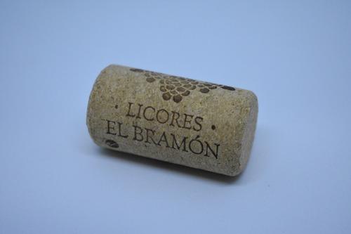 40 corchos aglomerado para botella estándar de vino marca