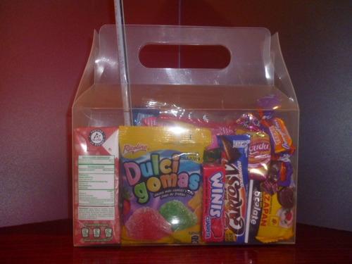 40 dulceros para fiestas infantiles