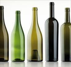40 Garrafas De Vinho Vazia Para Artesanato Decoração Retro R 54