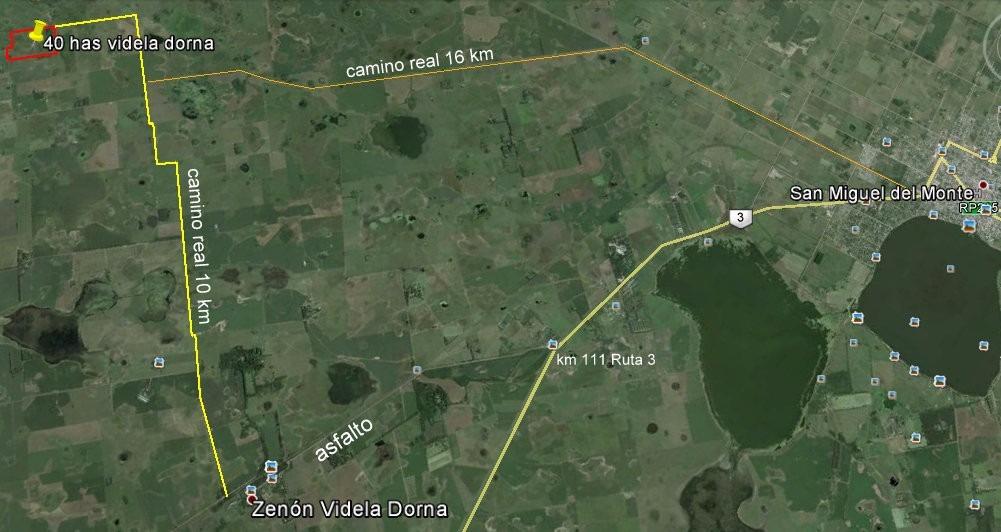 40 hectáreas mixtas en san miguel del monte
