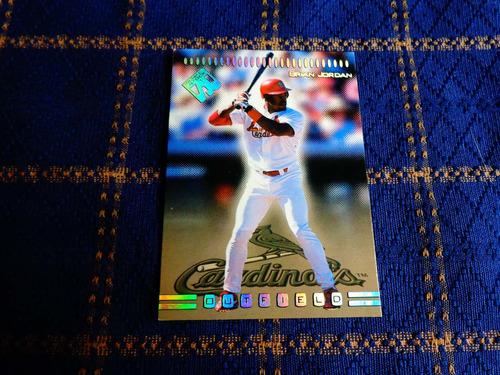 40 laminas de major league baseball estadounidense.
