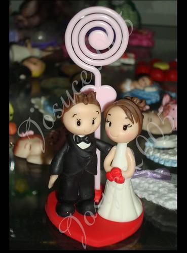 40 lembrancinhas de casamento noivado bodas em biscuit