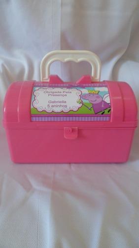 40 maletinhas personalizadas