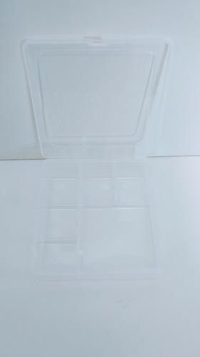 40 marmitinhas plastica organizador doces 6 divisorias festa