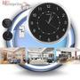 Reloj De Pared Con Camara De Vigilancia Oculta Sensor Mov