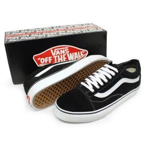 d005bfd9f6 Sumatra Loja Oficial Vans Old Skool - Tênis Skate Branco com o Melhores  Preços no Mercado Livre Brasil