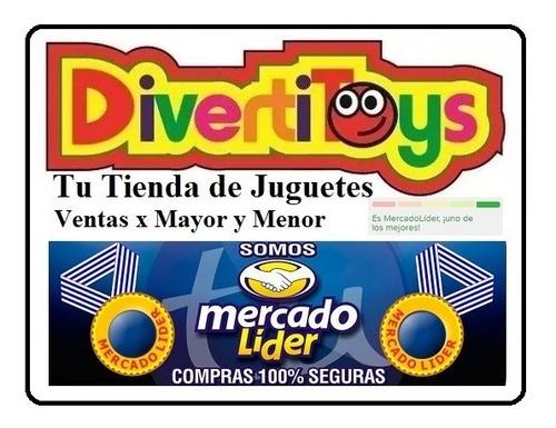 40 pack dinero juguete x80 billetes argentinos diverti toys