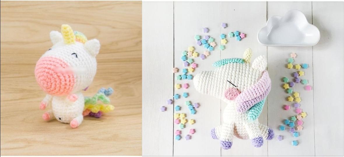 40 Patrones Crochet Amigurumis A Elección + Regalo - $ 350,00 en ...