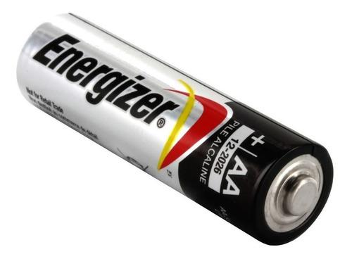 40 pilas aa energizer 1.5v alcalina - caja cerrada - nuevas