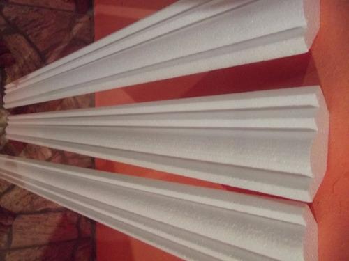 40 sancas molduras p/ teto em isopor melhor que eva e gesso