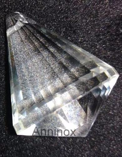 40 unidades cristal pião para lustres de 30mm (4,0cm total)