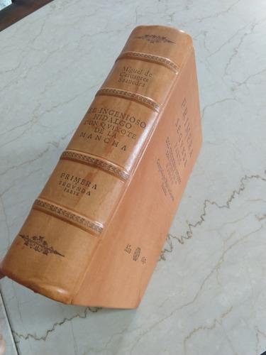 40 verdes 1992 don quijote cervantes academia historia