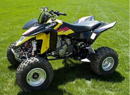 400 cuatriciclo motos suzuki ltz