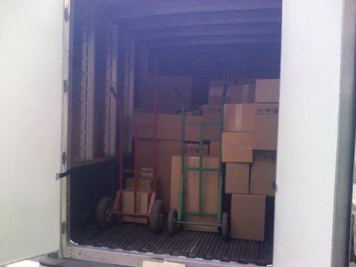 ¡400 kgs x 399.999 bs! fletes mudanzas transporte de vidrios