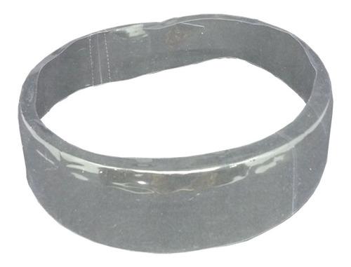 400 lacre termoencolhiveis pote plástico diâmetro 125mmx38mm