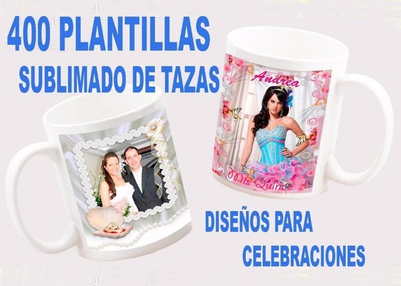 400 plantillas p 39 sublimar tazas dise os festivos varios mas s 22 00 en mercado libre - Tazas de cafe de diseno ...