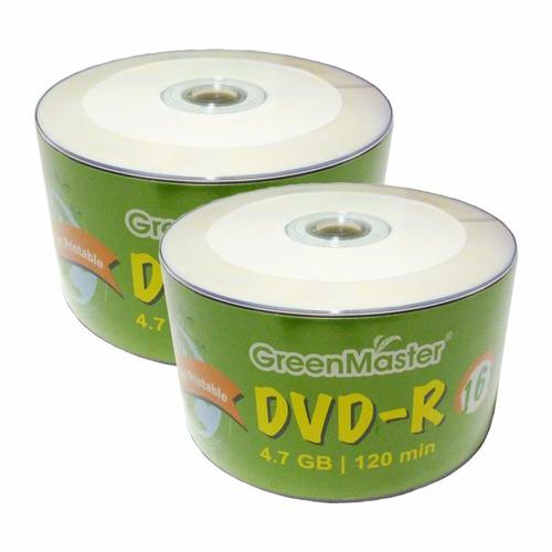 400 pza dvd-r logo economico varias marcas nuevo dvd 4.7gb