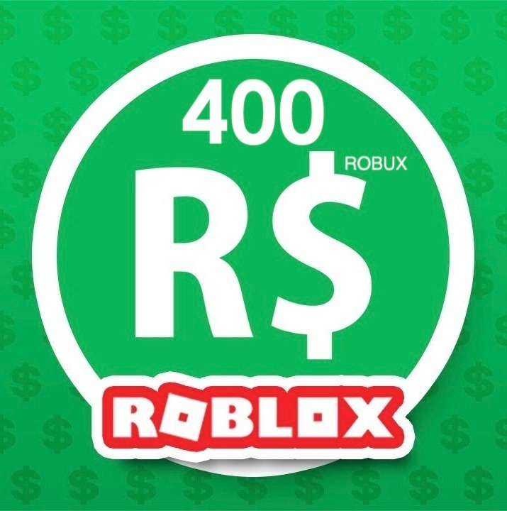 Roblox robux sign