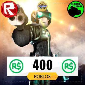 Rally Center Roblox - 400 Robux Roblox At Todos Los Días On At Mercadolider